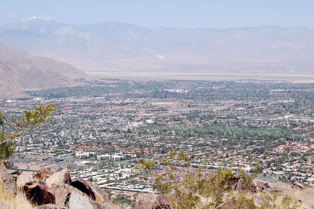 Araby Palm Springs CA