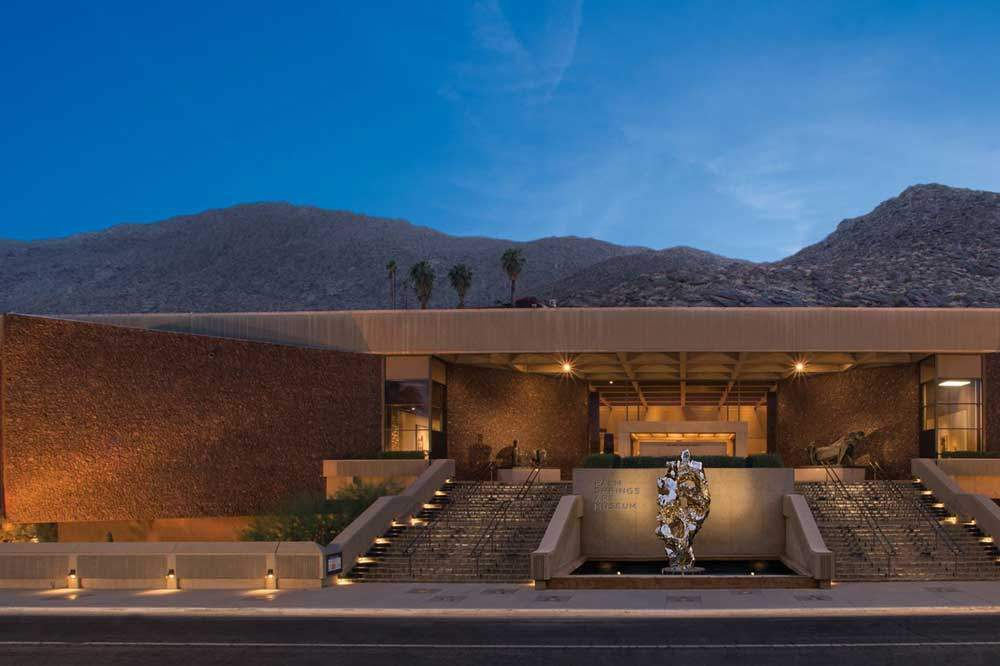 Central Palm Springs