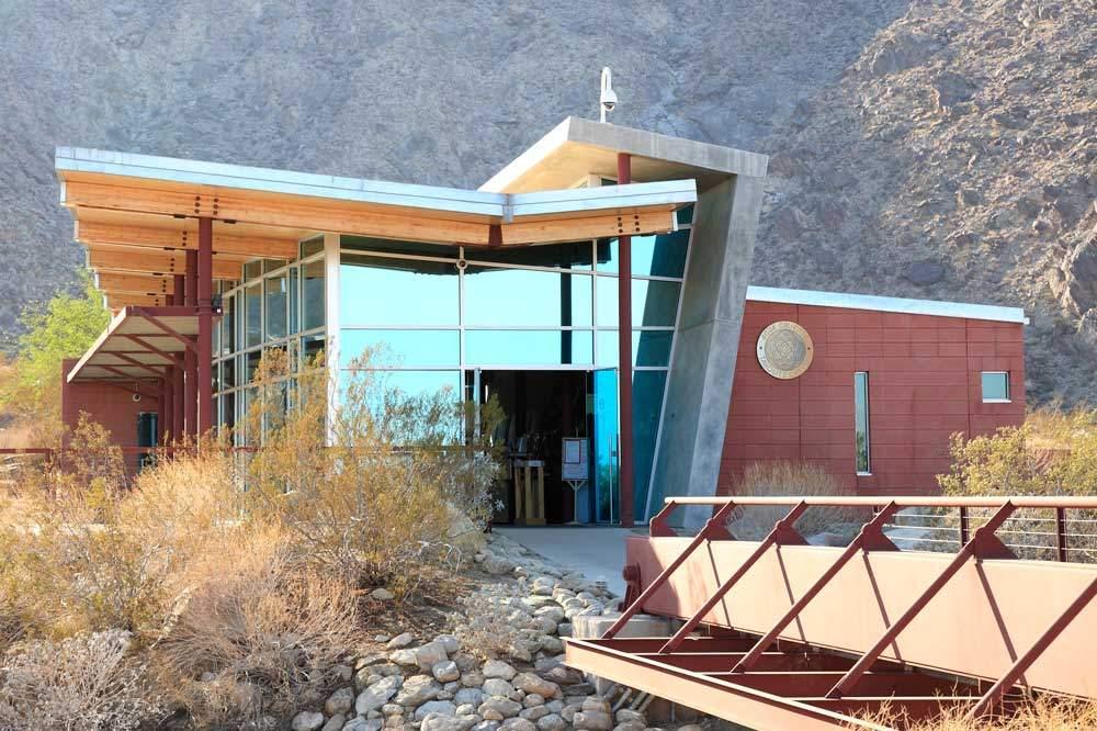 Chino Canyon Home