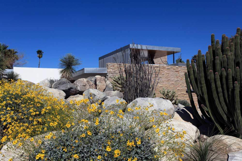 Home in Chino Canyon Palm Springs