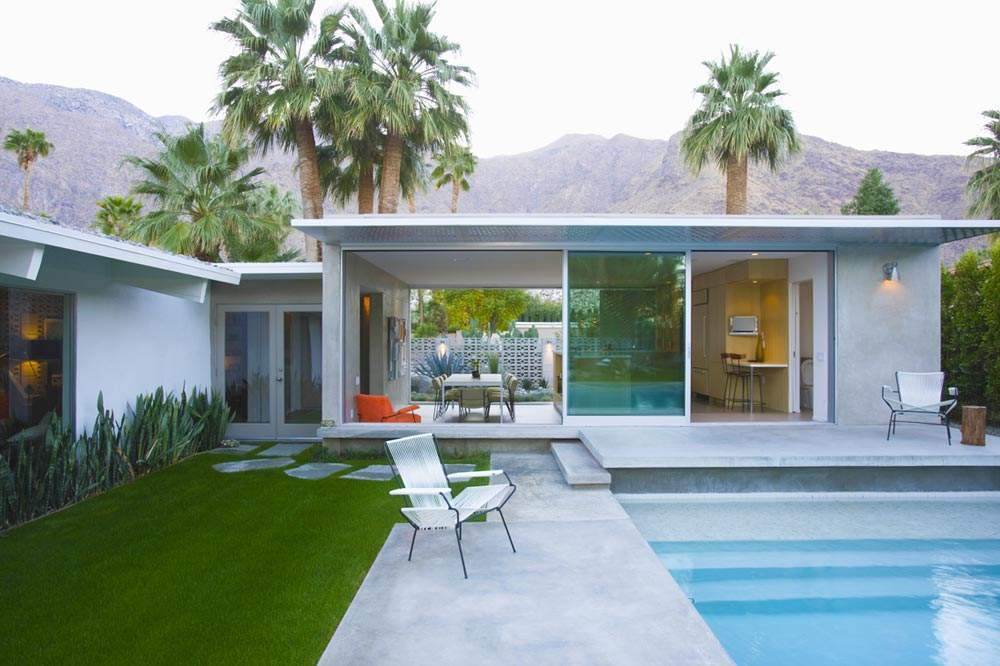 Deepwell Estates Palm Springs Home