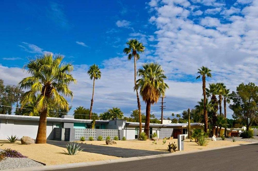 Palm Springs El Mirador
