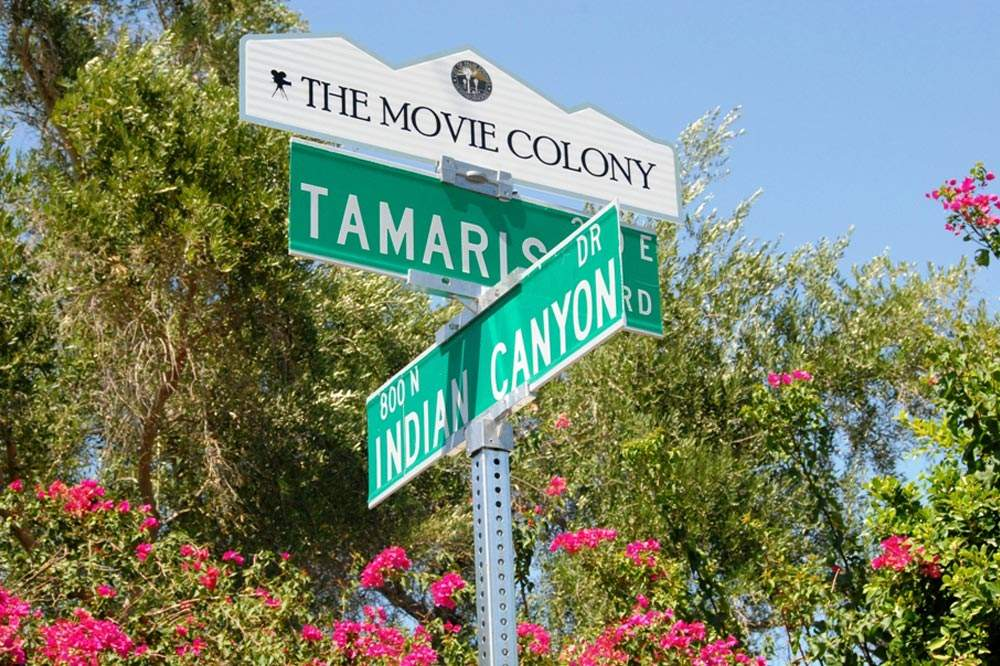 Palm-Springs-CA-Movie-Colony