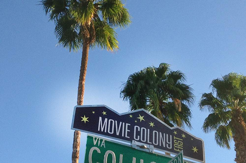 Ruth Hardy Park Movie Colony East