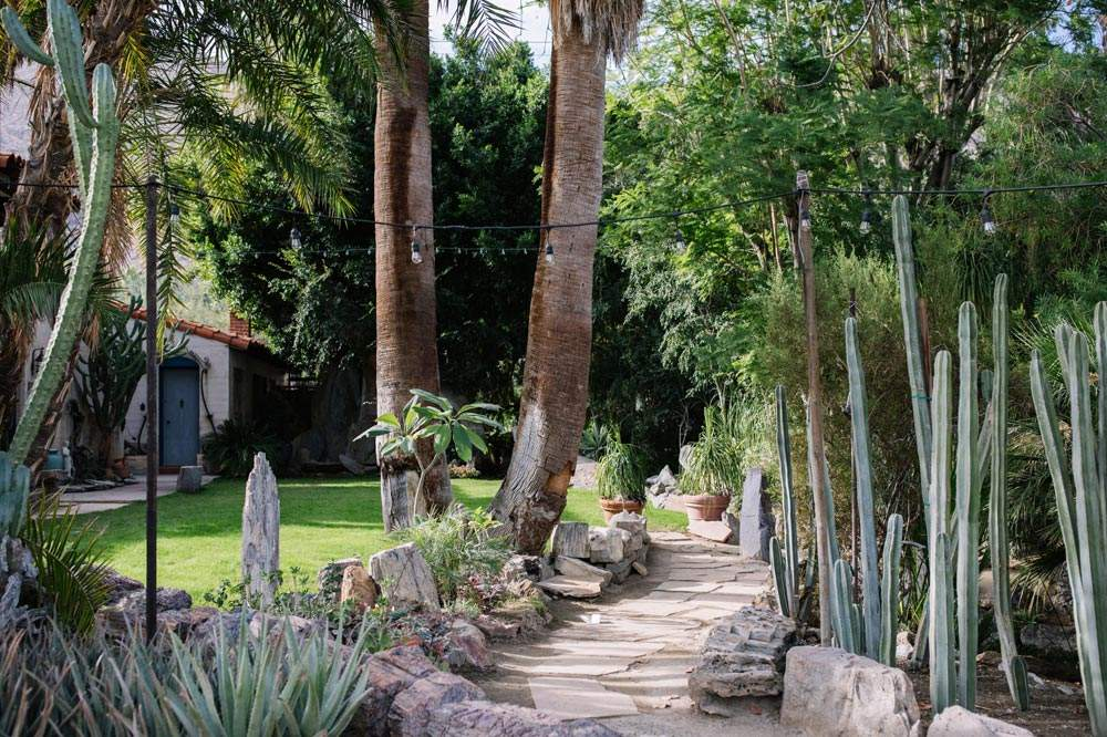 Moorten Botanical Gardens The Mesa Palm Springs CA