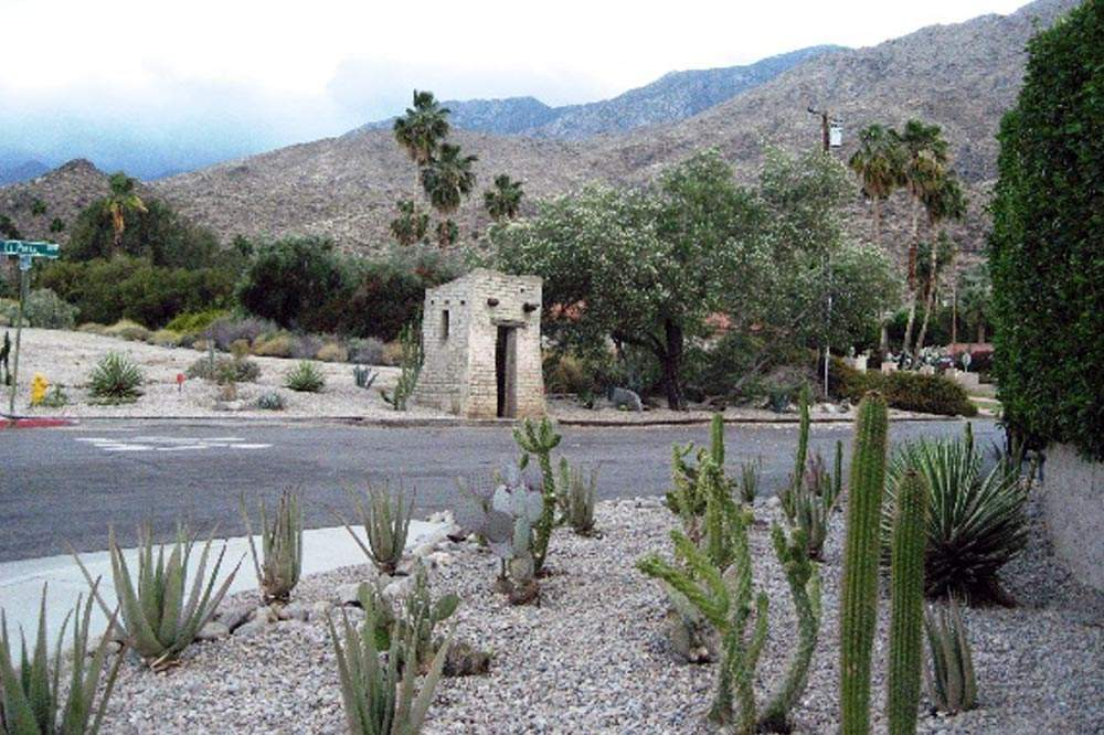 The Gatehouse at The Mesa Palm Springs