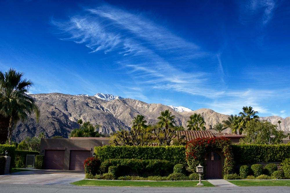 The Mesa Palm Springs CA
