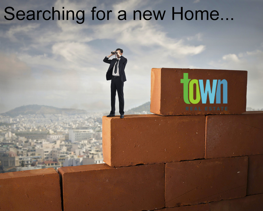 Searching for a New Home