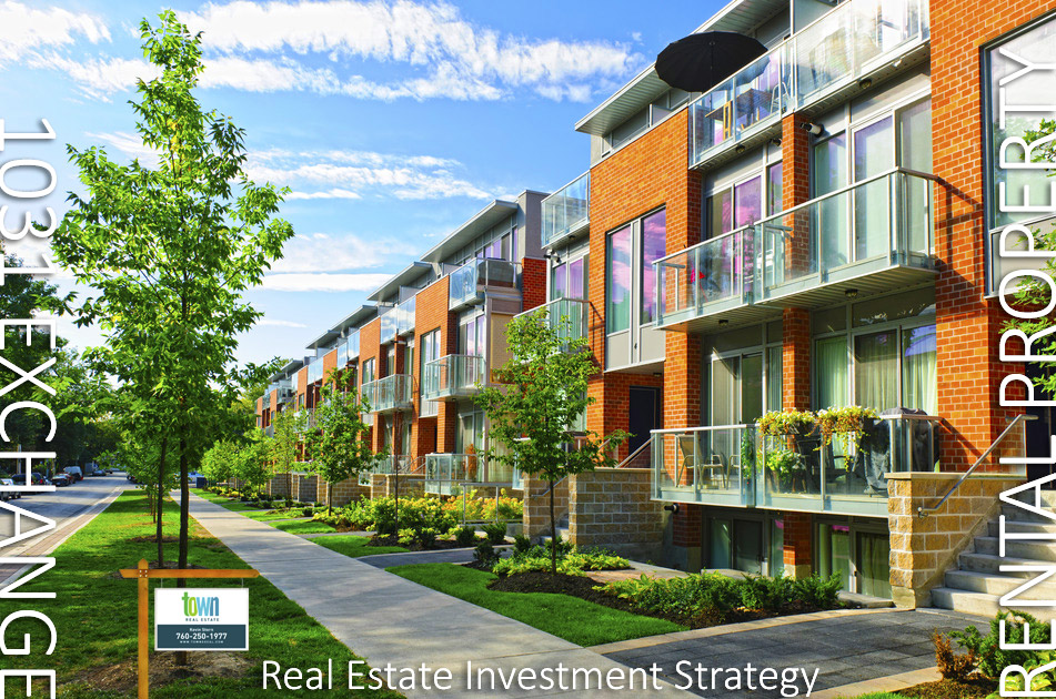 1031 Exchange Real Estate Investment Strategy