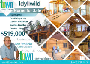 Idyllwild Real Estate