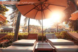 Summertime Palm Springs CA