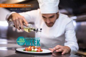 Palm Springs Restaurant Week