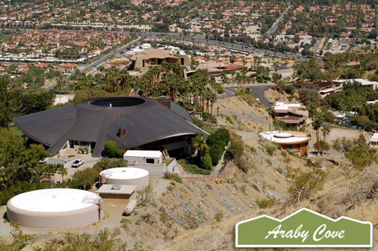 Araby Cove Palm Springs Neighborhoods