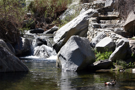 Tahquitz Creek Palm Springs
