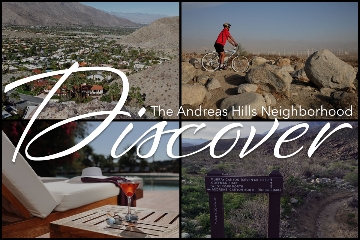 Andreas Hills Neighborhood Palm Springs