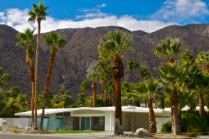 Twin Palms Neighborhood Palm Springs